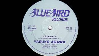 Yasuko Agawa - L.A. Nights