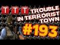 Trouble in Terrorist Town #193 Sascha´s Shaft Map [Gameplay] [German] [TTT] [GMod]