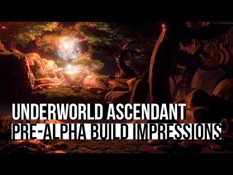 Underworld Ascendant (Pre-Alpha Build August 2017) [First Impressions]