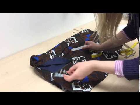 Measuring garments for quality control