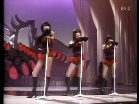 やさしい悪魔 キャンディーズ 1977