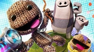 Live Stream LittleBigPlanet™ 3 PS4  | #1 ИГРАЕТ ЭДВИН и Милана | #Gameplay #PS4 #LittleBigPlanet3