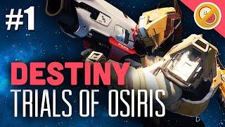 Destiny Trials of Osiris - The Dream Team (Road to 35-0 Flawless) [#1]