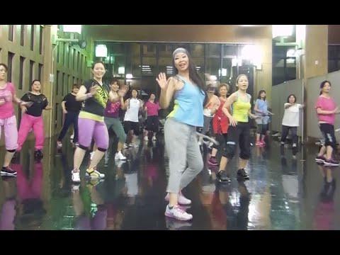 Adiós (Merengue)ミナ ズンバフィットネス沖縄/Mina's Dance Fitness Okinawa Japan