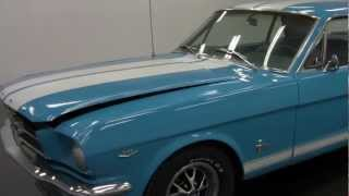 1965 Ford Mustang 289 V8 Automatic