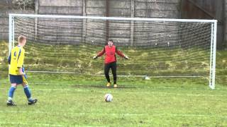 YFS TV: Cairneyhill United vs Kennoway United - Penalty Shootout