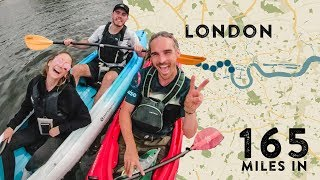 We Kayaked All the Way to London!