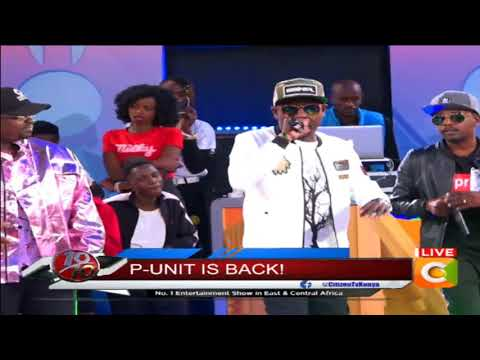 P-Unit bring new release 'Chocha' on stage #10Over10