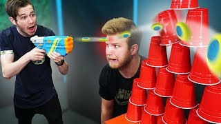 NERF attack