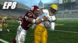 A LOT OF OPTIONS - TEXAS SOUTHERN DYNASTY - NCAA FOOTBALL 11 - EP8