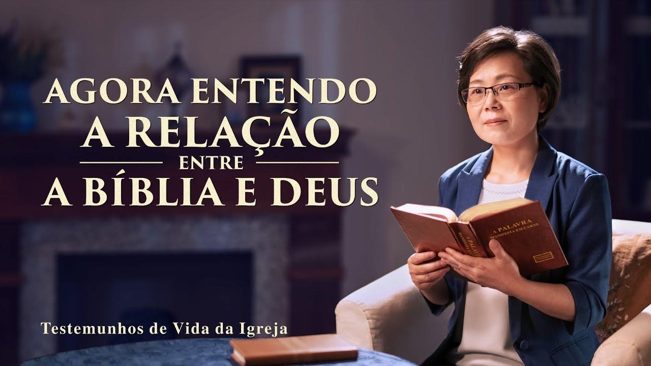 """Testemunho evangélico 2020 """"Agora entendo a relação entre a Bíblia e Deus"""""""