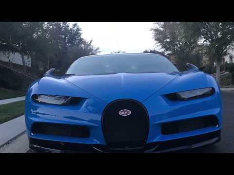 Bugatti Chiron Kid Car Review