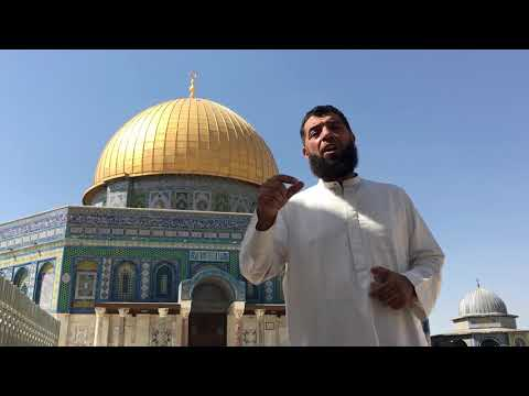 Alaeddin Salhab speaks about the closure of Al-Aqsa Mosque ...