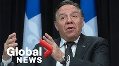 Coronavirus outbreak: Montreal-area salons and barbers to re-open on June 15, premier says | FULL