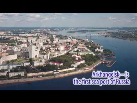 The main sights of the Arkhangelsk Region