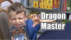 Dragon Master (Pegasus Spiele) - ab 8 Jahre - 2-Personen Spiel mit taktischen Feinheiten