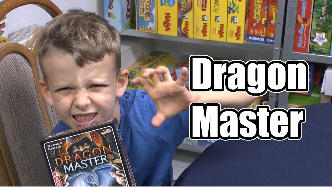Dragon Master (Pegasus Spiele) - ab 8 Jahre - 2-Personen