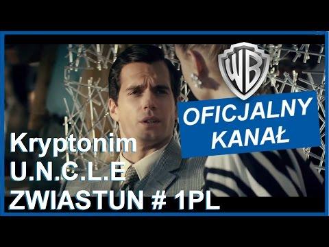 Kryptonim U.N.C.L.E.- zwiastun #1 PL