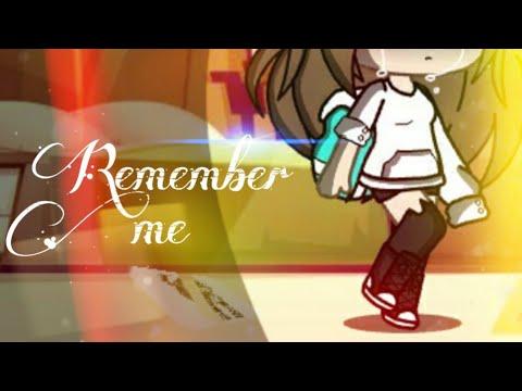 💔Remember Me💔 || Gacha Life Music Video (GLMV)