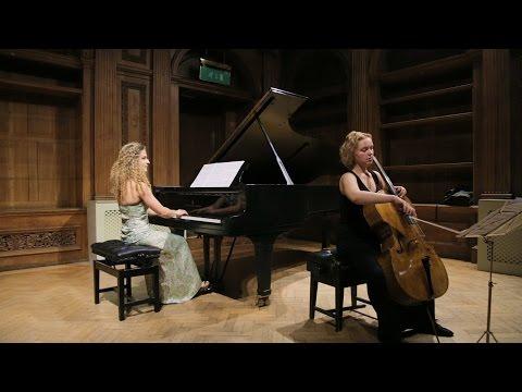 Vladislav Shoot ~ Mini Partita for Cello and Piano