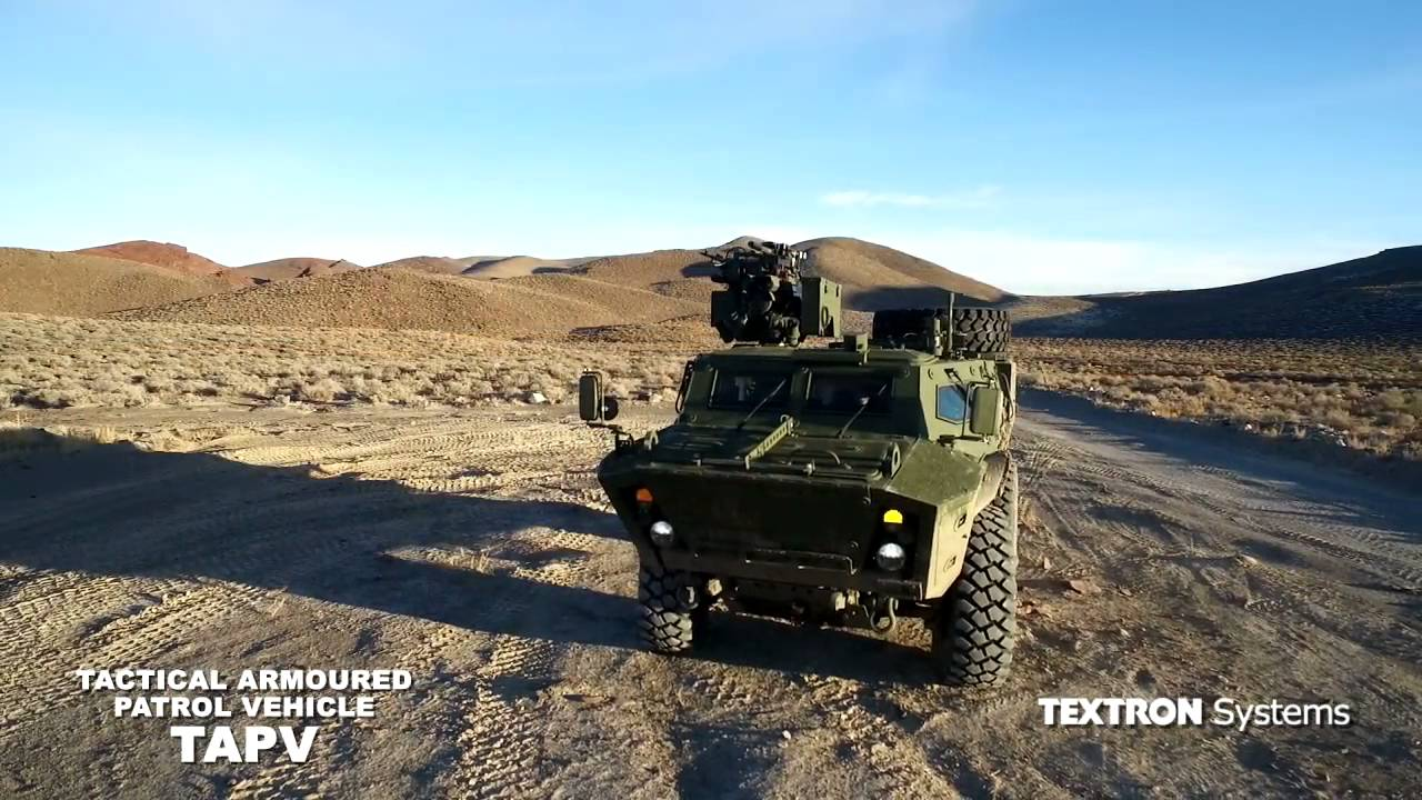 Vídeo: Programa canadense TAPV (Tactical Armored Patrol Vehicle)