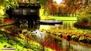 Relaxing Country Folk Music | Windswept | Relaxing Guitar Music For Relaxation