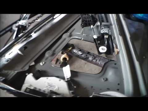 How to Replace a VW Jetta Window Regulator and Glass 2011 to2018