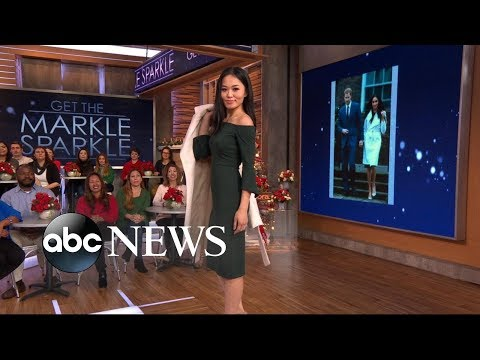 Download Youtube: How to get Meghan Markle's signature looks for less
