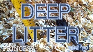 A Better Way To: Clean Your Coop Using the Deep Litter Method  |  Fresh P