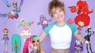 Brenna Larsen - Voice Over Animation Demo