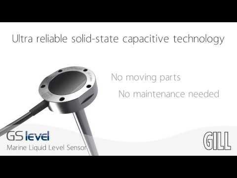 GSlevel Marine Liquid Level Sensor Presentation - YouTube
