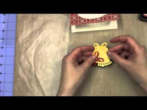 Revisiting Old Cricut Cartridges - Scandinavian Christmas Cards