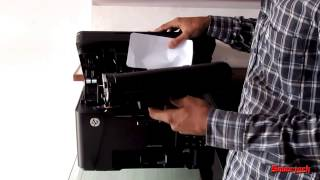 HP Printer LaserJet Pro MFP M126nw : Unboxing & Setup