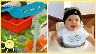 MEG | How to Make and Store Baby Food