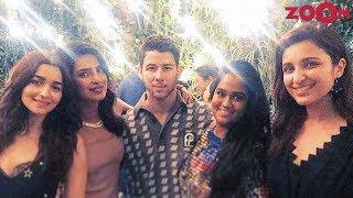 Alia Bhatt, Parineeti Chopra And Others Attended Nickyanka's Engagement   Bollywood News