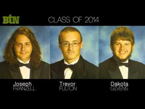 Butler County High School: Class of 2014