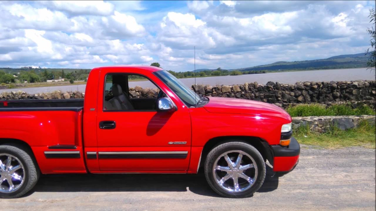 TRoka Chevrolet Silverado 2000 400 SS - YouTube