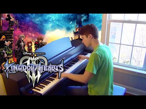 Dearly Beloved - Kingdom Hearts (Piano Cover)