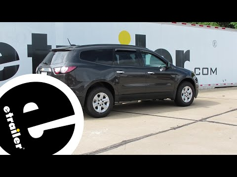 Etrailer | Trailer Wiring Harness Installation - 2017 Chevrolet Traverse