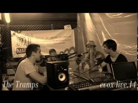 Interview du groupe The Tramps pour Evox live édition 2014 !!