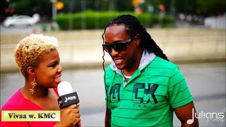 KMC Interview w. Vivaa in New York 7/26/14