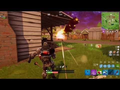 Fortnite: The Rocket Strikes Back