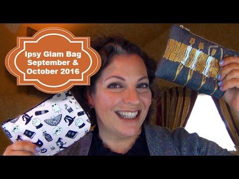 Ipsy Glam Bag    September & October 2016   