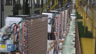 China's top maker of air conditioners breezes into Brazil's economy and society