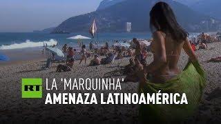 La 'marquinha', la peligrosa moda que amenaza con propagarse por Latinoamérica