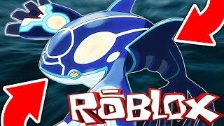 Roblox | Pokemon Brick Bronze | TEAM ECLIPSE SUMMONS KYOGRE!! (Ep. 7)