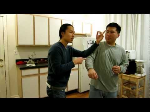 Kitchen Bagua: Managing the Opponent's Arms