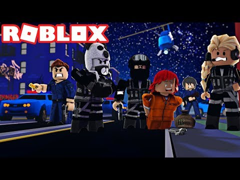 The Robbery - A Short Roblox JailBreak...