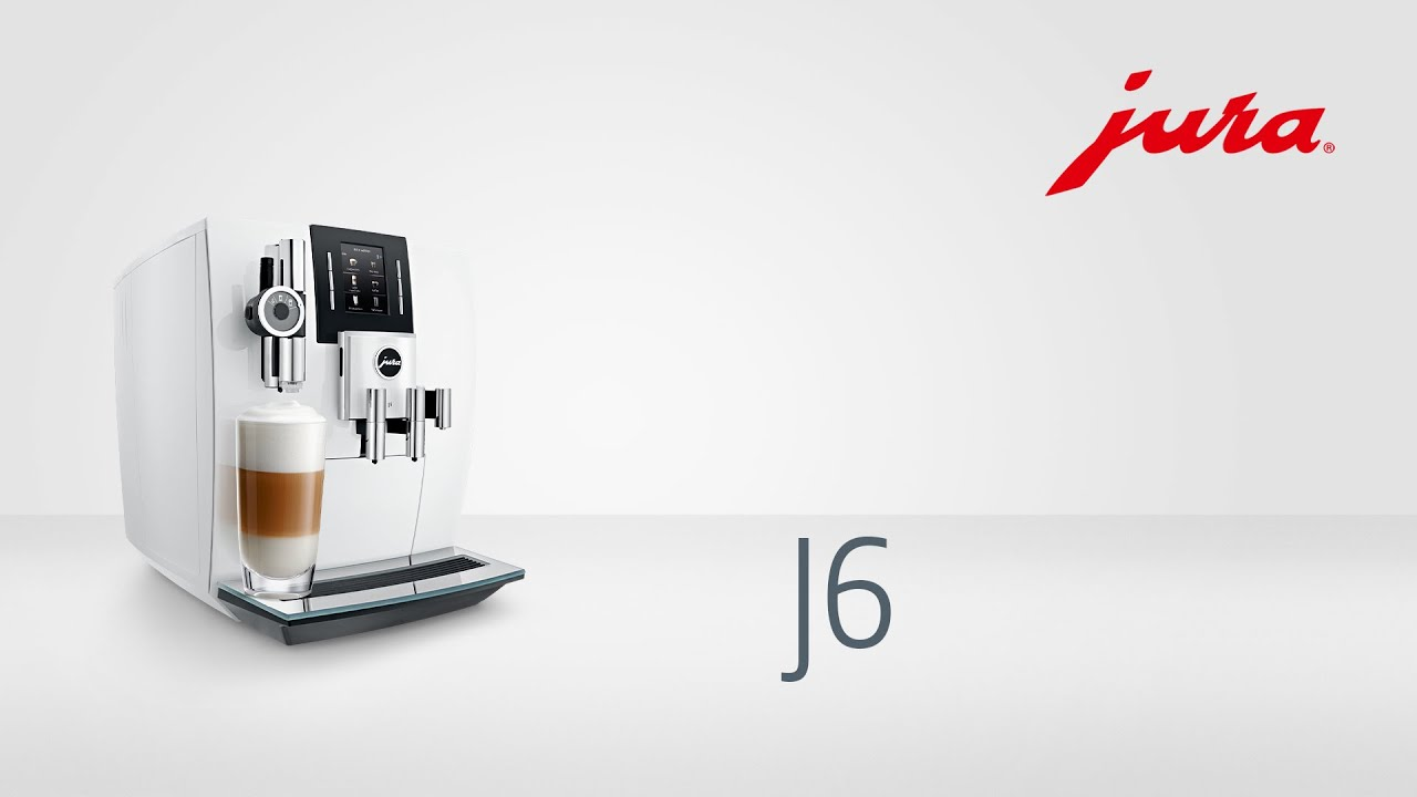 Jura J6 Kaffeevollautomat Fully Automatic Coffee Machine Youtube