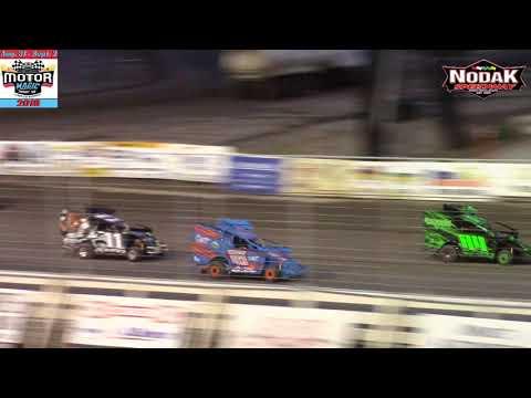 Nodak Speedway Slingshots and Go-Kart Races (Motor Magic Night #1) (9/1/18)
